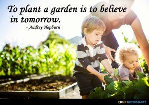 18 believe in tomorrow