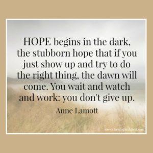hope begins in the dark #hopeweek
