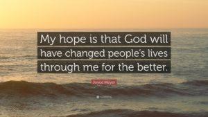 my hope #hopeweek